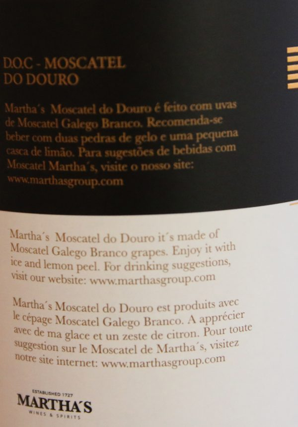 Moscatel Text