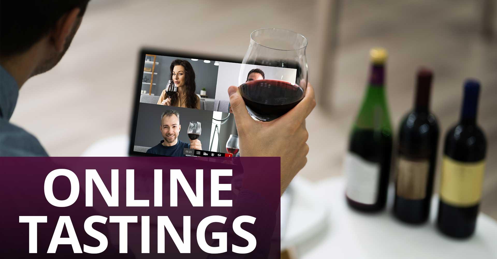 Online-Tastings